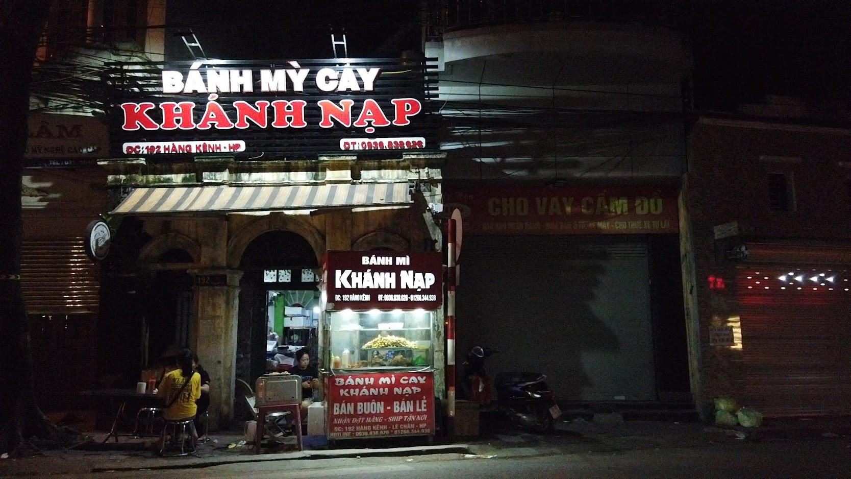 Bánh mỳ cáy Khánh Nạp nổi tiếng đường Hàng Kênh ở Hải Phòng 4