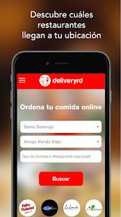 DeliveryRD - náhled