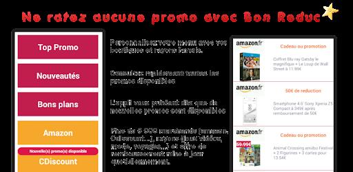 ce3138cc7e03 Bon Reduc   code promo et deal - Apps on Google Play