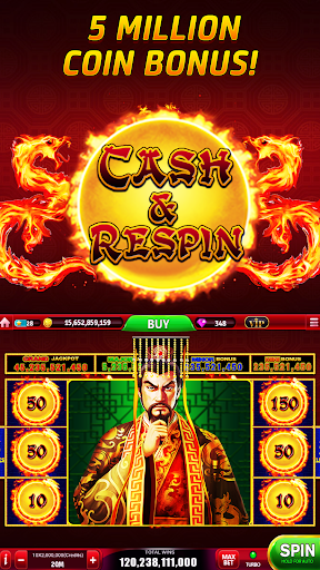 Gold Fortune Casinou2122 - Free Vegas Slots 5.3.0.162 screenshots 11