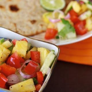 Pineapple Salad Bell Pepper Recipes