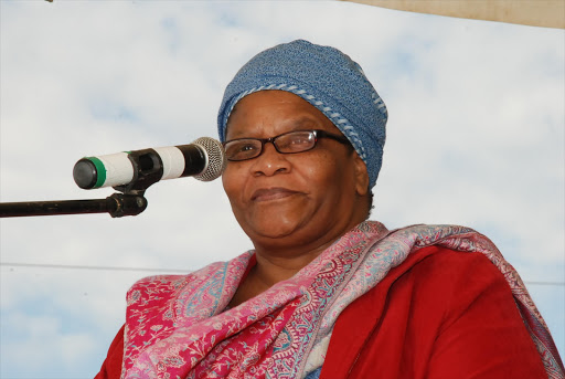 'Warrant of arrest issued for speaker Thandi Modise' in animal cruelty case - SowetanLIVE