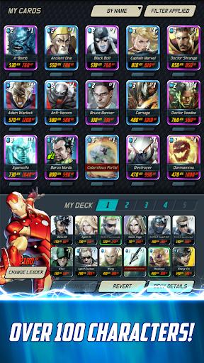 MARVEL Battle Lines 2.3.0 screenshots 8