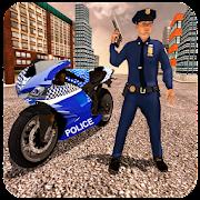 US Police Motor Bike Chase 2019