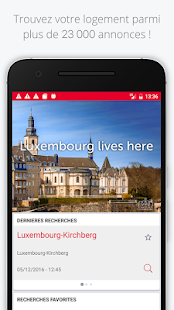atHome Real Estate Luxembourg- screenshot thumbnail