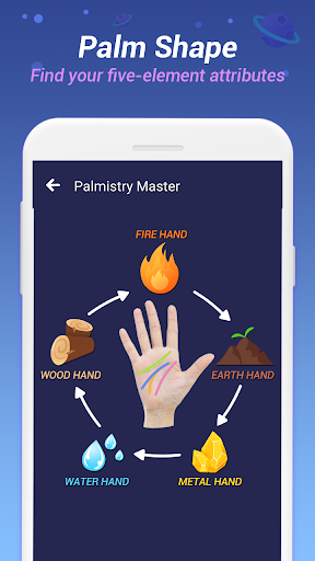 Palmistry Master screenshot 2