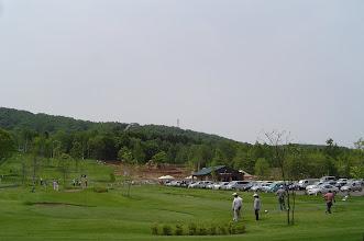 Photo: 小樽グリーンパーク。 2010年6月にオープンした全54ホールのパークゴルフ場。 車で5分。