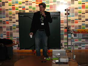 Photo: Jason Hoffman, co-founder and CTO, Joyent