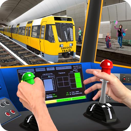 Subway School Children Simulator