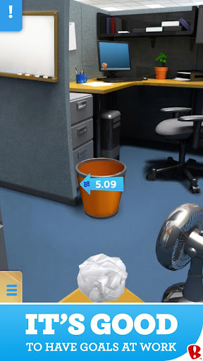 Paper Toss screenshot 3