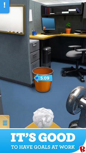 Paper Toss screenshot 3