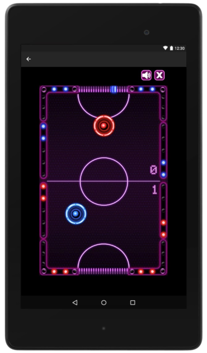 Air Hockey -Fast Paced Table-Sport Simulation Game Android 22
