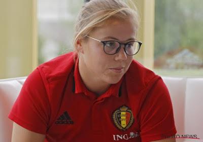 """Doelvrouw van Anderlecht en Red Flames wordt... contactonderzoekster: """"Dit is een ander paar mouwen"""""""