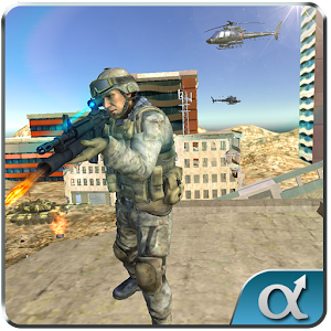 SWAT Frontline Shooter for PC and MAC