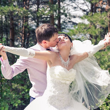 Wedding photographer Evgeniya Lebedenko (fotonk). Photo of 04.08.2015