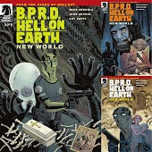 B.P.R.D. Hell on Earth: New World