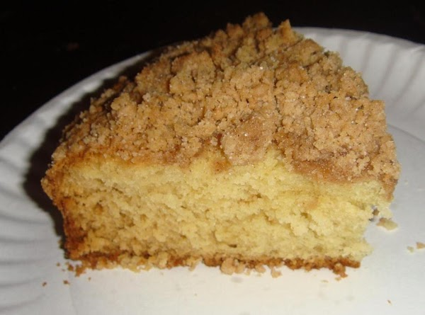 Coffee Crumb Cake Recipe