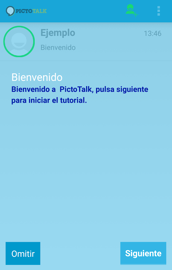 PictoTalk- screenshot