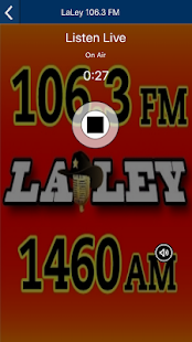 LaLey 106.3 FM- screenshot thumbnail