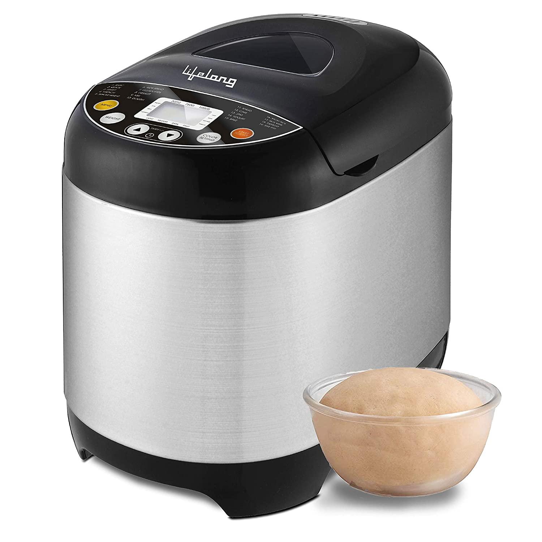 Lifelong 550 watt atta and bread maker