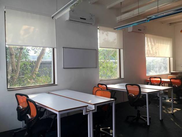 Ideashacks Coworking Space in Noida