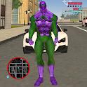 Spider Frog Rope Hero Gangstar Crime icon