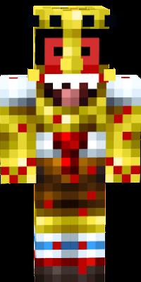 Spongebob Nova Skin