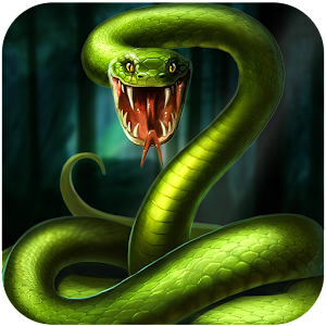 Angry Anaconda Attack. io for PC and MAC