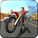 Traffic GT Bike Racer icon
