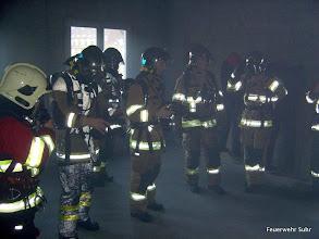 Photo: Vorbereitung für den Einsatz