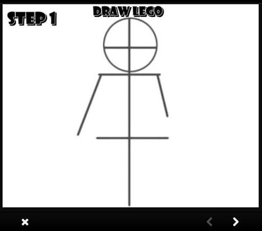 學習繪製樂高