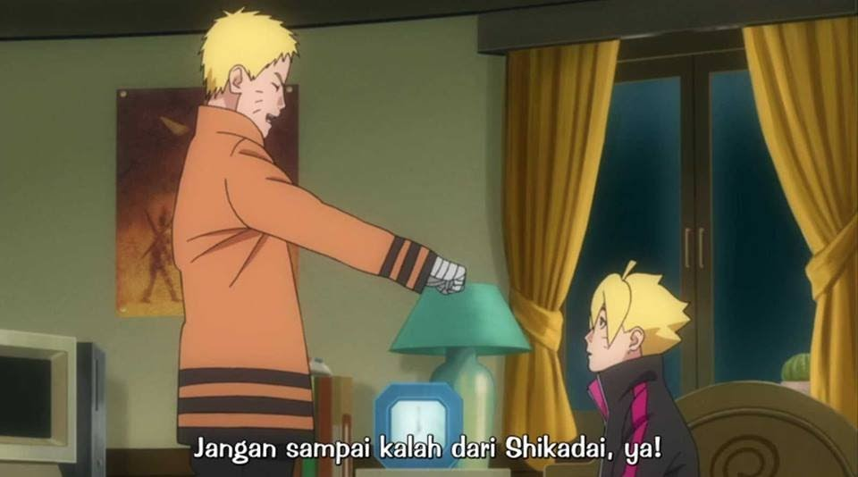 Boruto: Naruto Next Generations Episode 57 Subtitle Indonesia