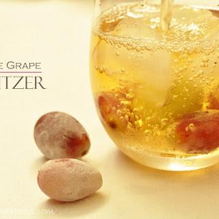 White Grape Spritzer.