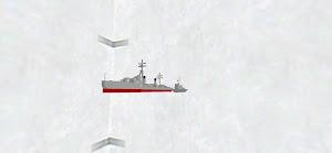 松型駆逐艦 おまけ13号駆潜艇付き