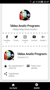 Download İddaa Analiz Programı Pro For PC Windows and Mac apk screenshot 2