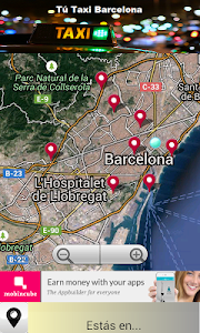 TúTaxi Barcelona screenshot 1