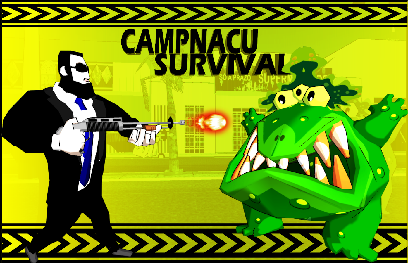 Campnaçu Survival- screenshot