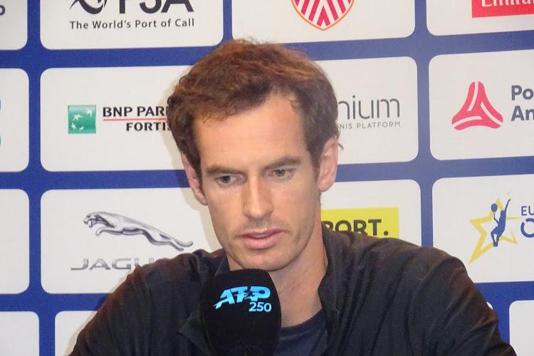 """Andy Murray sluit toernooizege niet uit: """"Nog beelden van Kimmer Coppejans bekijken"""""""