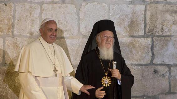 Đức Đại Thượng Phụ Bartholomew sẽ đến Ai-cập với Đức Thánh Cha Phanxico