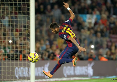 """Neymar: """"Cela peut arriver de perdre son calme"""""""