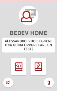 BeDev FREE - Impara a programmare - náhled