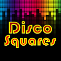 Disco Squares Math Puzzle Game