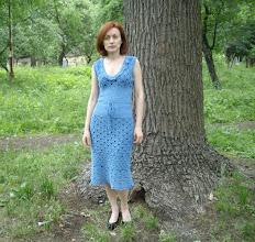 """Photo: По мотивам платья из """"Кейто Дамы""""."""