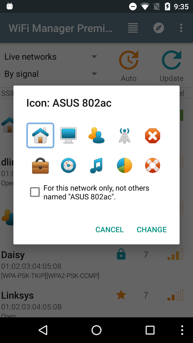 WiFi Manager Screenshot 5