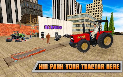 Tractor Mechanic Simulator 18