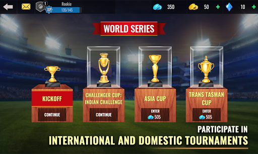 Sachin Saga Cricket Game 1.2.26 screenshots 5