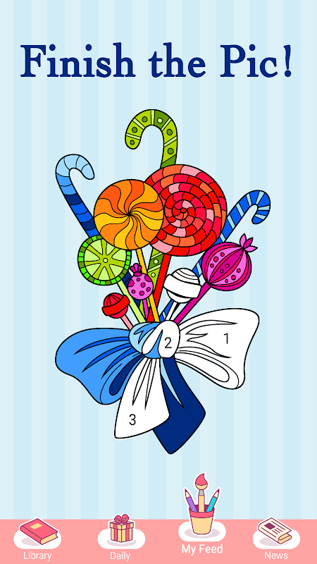 Happy Color – Color by Number screenshots