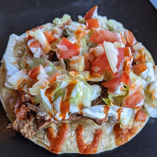 Tacos Gringos (2 Tacos)
