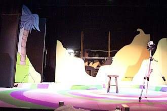 Photo: An almost completed set
