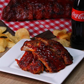 Crock Pot Coca Cola Baby Back Ribs Are the Epitome of Easy